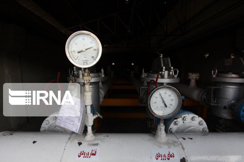 خبرنگاران زلزله تهران، آسیبی به شبکه گاز نزده است