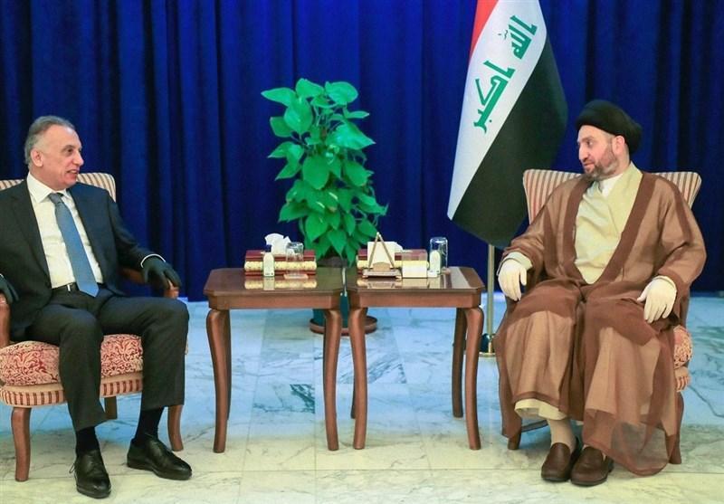 ملاقات نخست وزیر جدید عراق با سید عمار حکیم