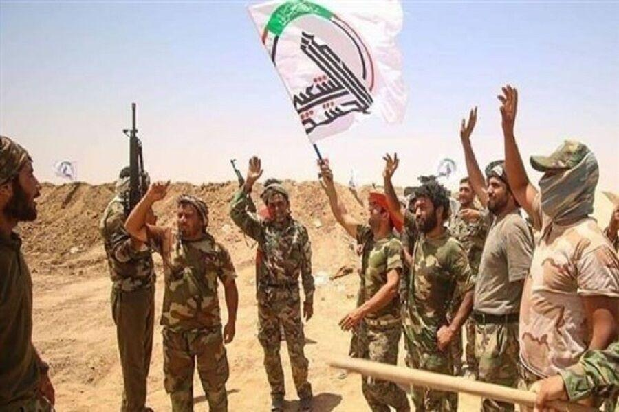خبرنگاران بازداشت 15 تروریست داعشی در شمال عراق