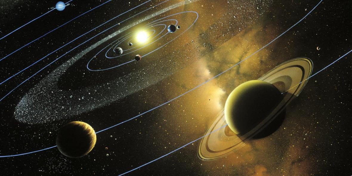دانشمندان مرکز منظومه شمسی را پیدا کردند