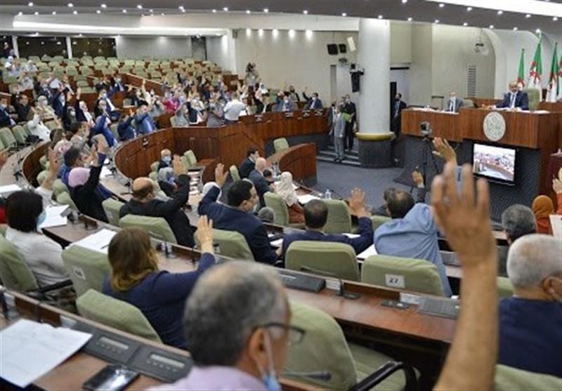 مجلس الجزایر پیش نویس اصلاحات قانون اساسی را تصویب کرد
