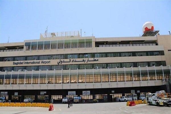 اصابت راکت به پایگاه نظامی آمریکا در نزدیکی فرودگاه بغداد