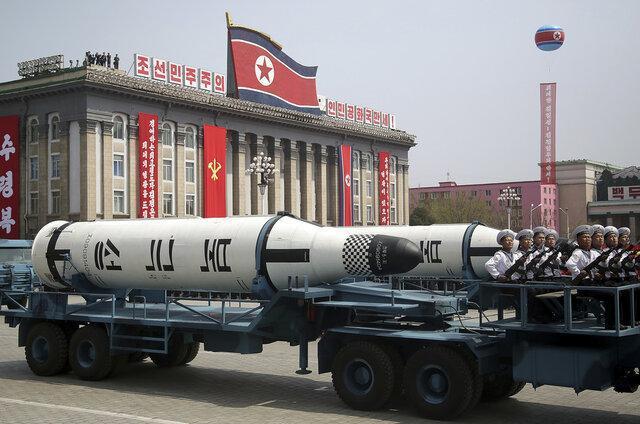 آمریکا و کره جنوبی فعالیت های کره شمالی را تحت نظر دارند