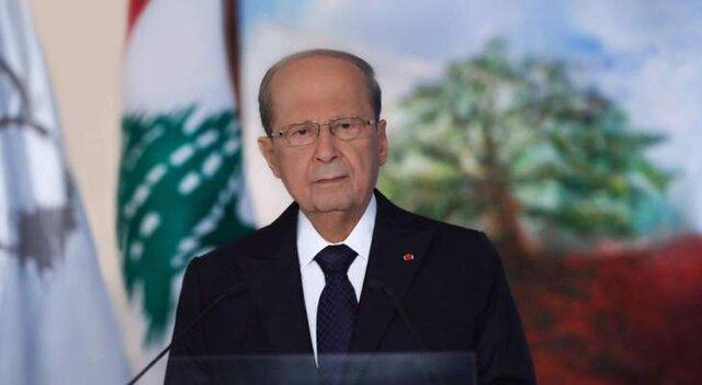 میشل عون: هنوز برای انجام اصلاحات در لبنان دیر نشده است