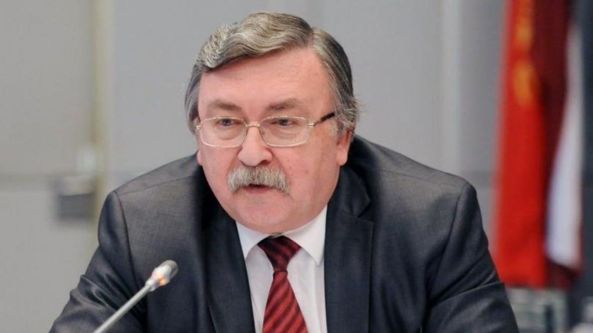 اولیانوف خطاب به آمریکا: اگر تحریمی باقی نمانده به دیپلماسی روی بیاورید