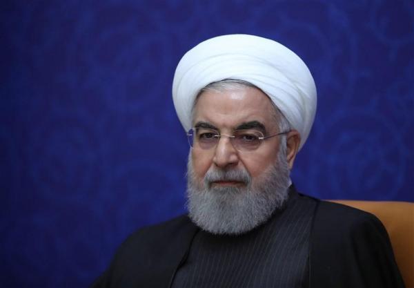 روحانی: شب یلدا جمع نشیم تا کم نشیم ، دست دولت در آب و گاز و برق پر است