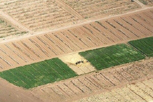 پایش ماهواره ای رطوبت خاک در سطح کشور