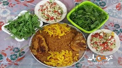 طرز تهیه لالک بادمجان،غذای محبوب شیرازی ها
