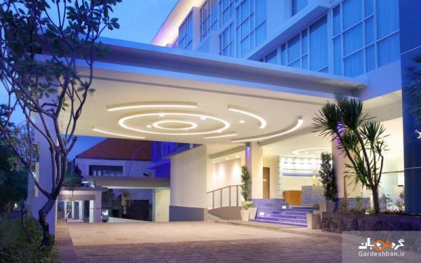 هتل هالیدی این اکسپرس بارونا؛از هتل های 4 ستاره و زیبای بالی، عکس