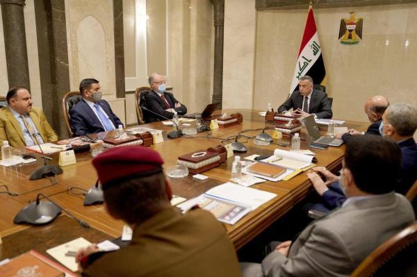 خبرنگاران نخست وزیر عراق: برای خودکفایی نظامی کامل کوشش می کنیم