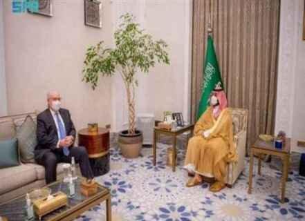 ملاقات بن سلمان با فرستاده آمریکا درمورد اوضاع یمن