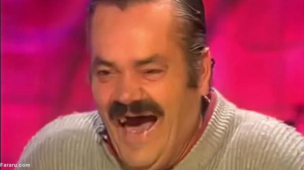 (ویدئو) صاحب مشهورترین خنده جهان درگذشت