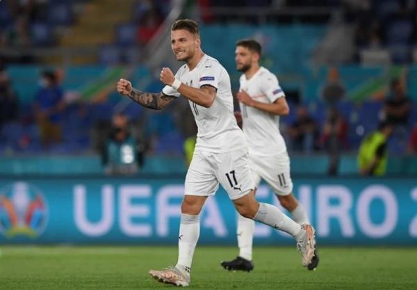 بازی افتتاحیه یورو 2020 به روایت آمار؛ ترکیه مقابل ایتالیا حرفی برای گفتن نداشت